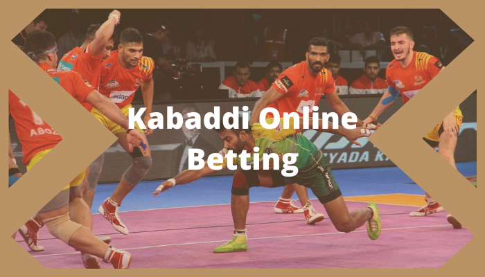 Kabaddi Online Betting