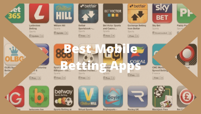 Best Mobile Sports Betting Apps